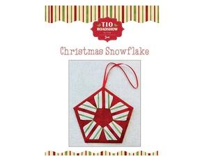 Christmas Snowflake TIO