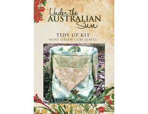 Tidy Up Kit - Mint Green Gum Leaves