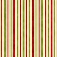 0011 1 Red Green Ivory