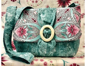 Buckle Bag - Melba Nouveau