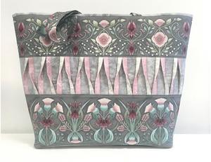 Melba Twisted Knitting Bag - Nouveau