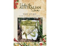 Tidy Up Kit - Ivory Green Gum Leaves