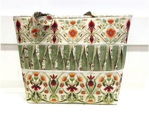 Melba Twisted Knitting Bag - Australis