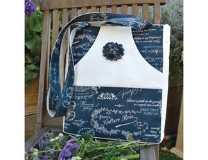 French Apron Bag