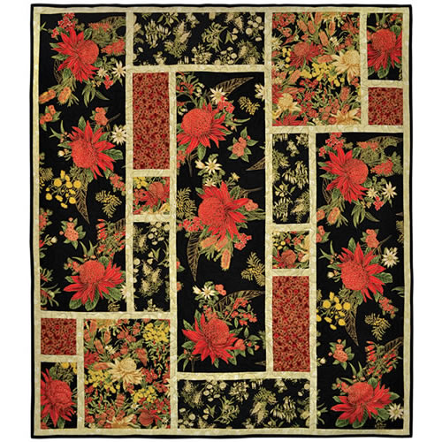 Southern Jewels Quilt