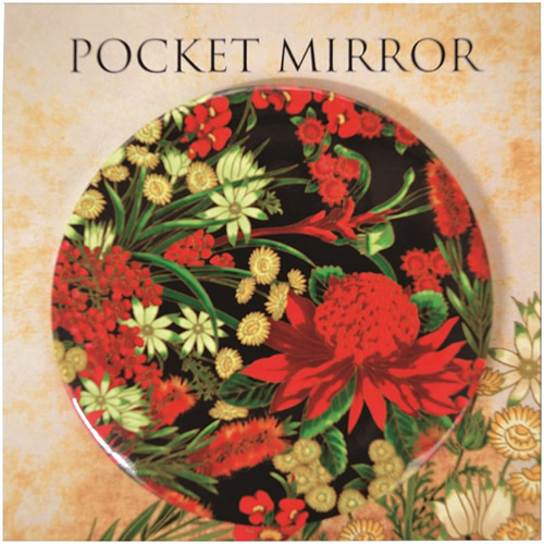 UTAS Pocket Mirror