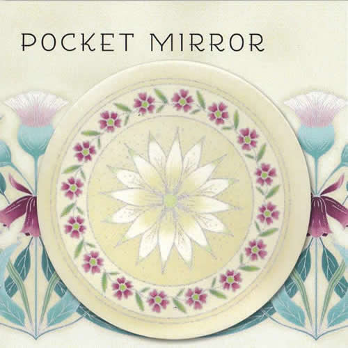 Melba Pocket Mirror